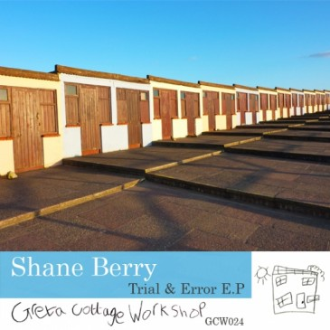 Shane Berry – Trial and Error EP