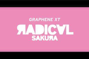 Head Tennis: GRAPHENE XT RADICAL SAKURA Campaign.